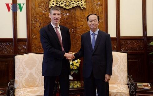 Renforcement de la cooperation bilaterale Vietnam-Royaume-Uni hinh anh 1