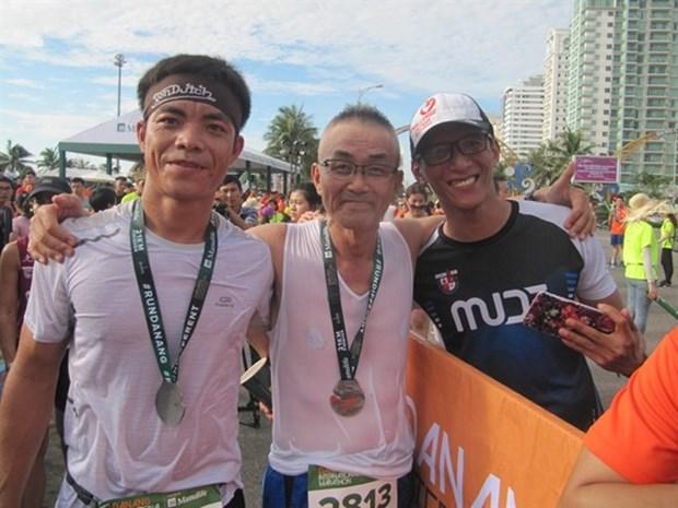 Bientot le 6e Marathon international Manulife Da Nang hinh anh 1