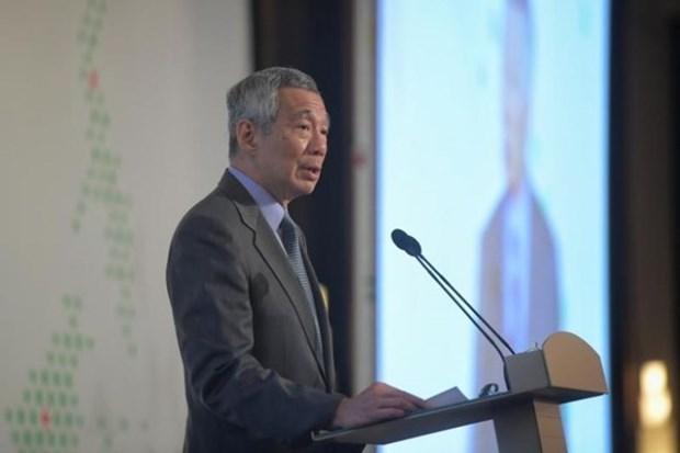Le PM singapourien rencontrera separement les dirigeants des Etats-Unis et de la RPDC hinh anh 1