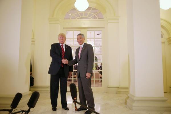 Donald Trump participera au 6e Sommet ASEAN - Etats-Unis  hinh anh 1