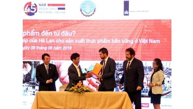 Vietnam - Pays-Bas : Cooperation dans le developpement de nouvelles varietes de legumes hinh anh 1