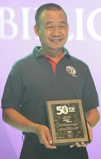 Vietjet au top 50 des entreprises les plus efficaces 2017 hinh anh 1