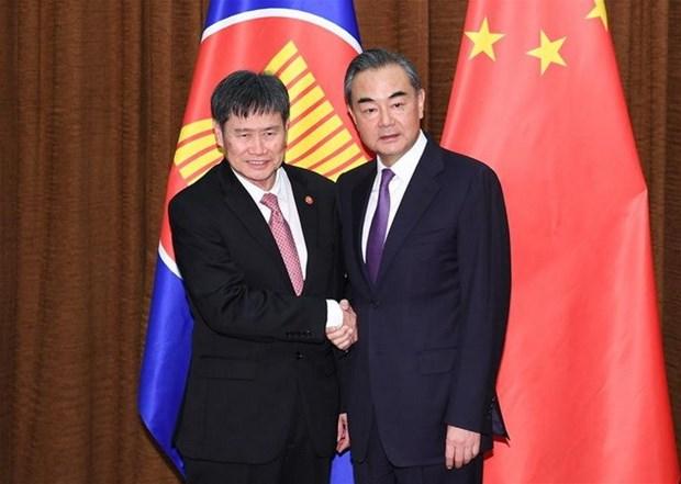 La Chine et l'ASEAN s'orientent vers une communaute plus etroite hinh anh 1