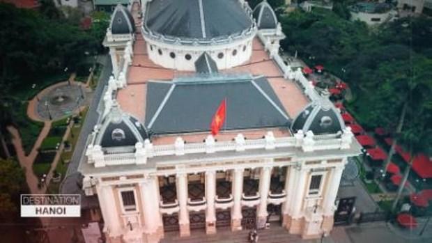 CNN diffuse le programme thematique « Destination : Hanoi » hinh anh 2