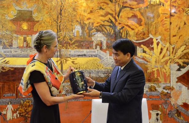 Hanoi veut promouvoir la cooperation avec les entreprises neerlandaises hinh anh 1