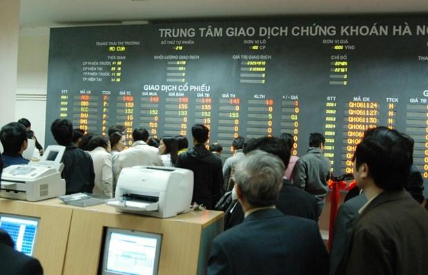 La Bourse vietnamienne est en pleine croissance hinh anh 1