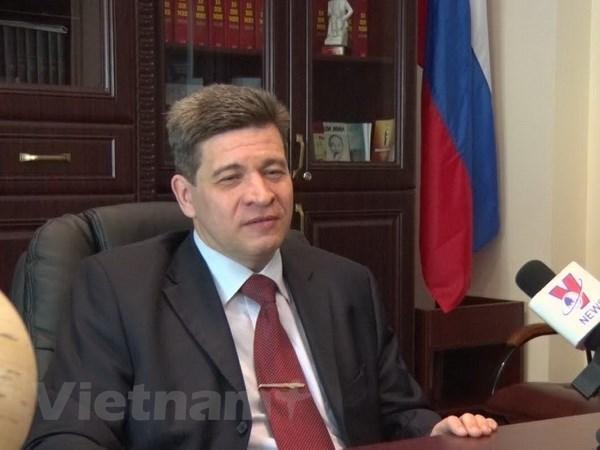 Un expert russe souligne la necessite de l'adoption de la loi sur la cybersecurite au Vietnam hinh anh 1