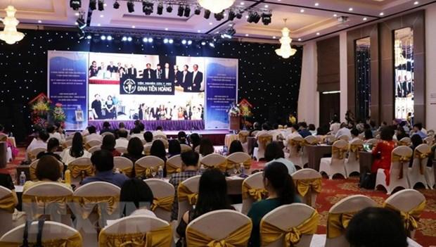 Une conference sur la sante mondiale souligne les vertus technologiques hinh anh 1