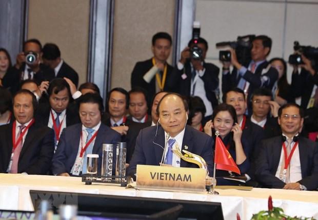 Le Vietnam exhorte a ameliorer la cooperation au sein de l'ACMECS hinh anh 2