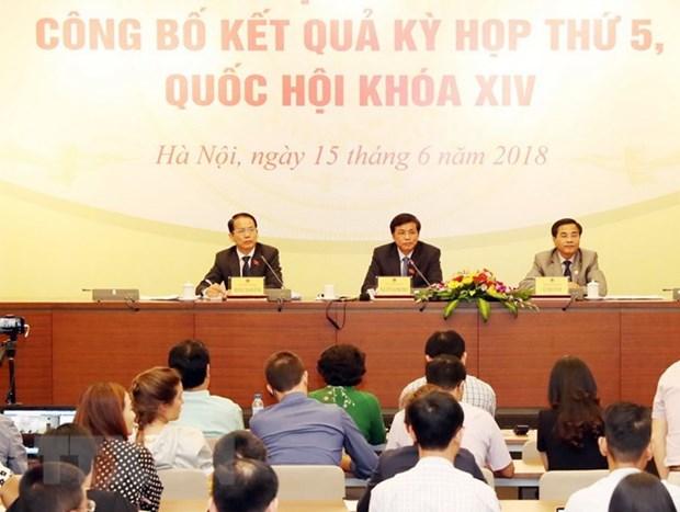 La 5e session de l'Assemblee nationale passe des interventions aux debats hinh anh 2