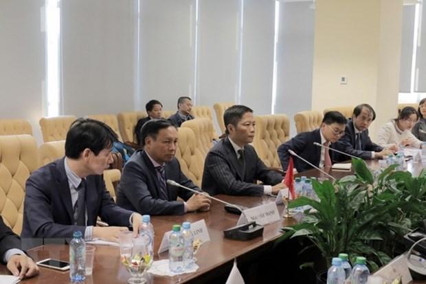 L'Accord de libre-echange Vietnam-UEEA produit des resultats positifs hinh anh 1