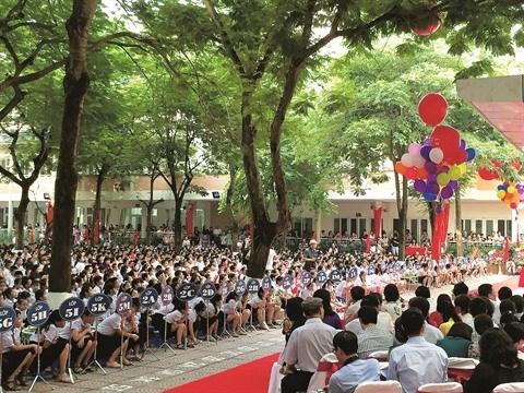 Le PM demande d'accelerer la reforme de l'enseignement general hinh anh 1