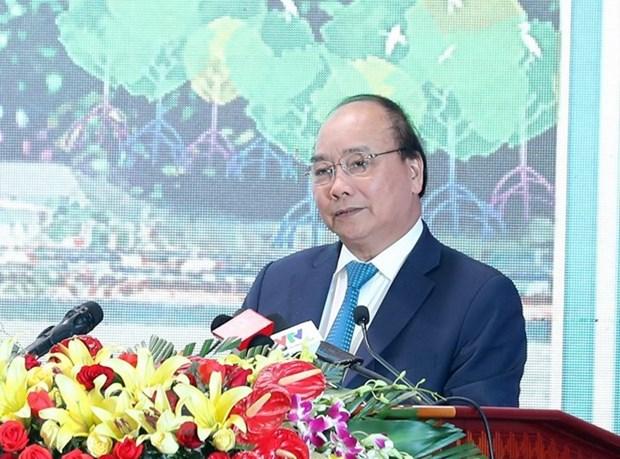 Conference de promotion de l'investissement a Soc Trang hinh anh 1