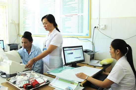 Le Vietnam applique des technologies de l'information dans les services medicaux hinh anh 1