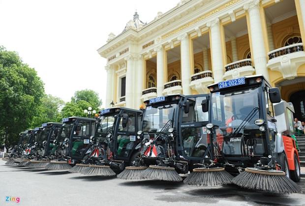 Environnement : Hanoi souhaite cooperer avec des entreprises allemandes hinh anh 1