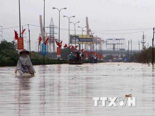 Le gouvernement detaille les objectifs et mesures contre les catastrophes naturelles hinh anh 1