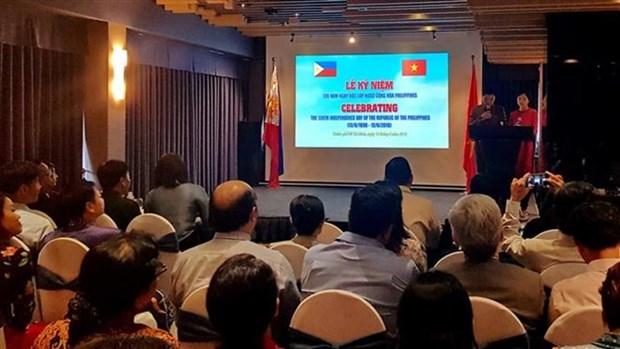 La fete de l'independance des Philippines celebree a HCM-Ville hinh anh 1