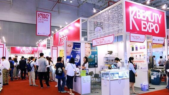 Les produits cosmetiques sud-coreens