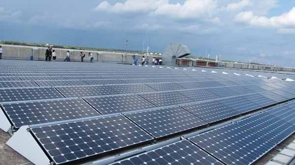Tay Ninh demarre un projet d'energie solaire ambitieux hinh anh 1
