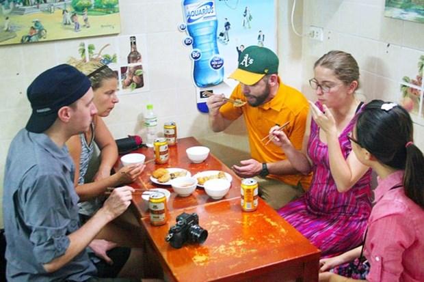 Hanoi, epicentre de la cuisine vietnamienne hinh anh 1