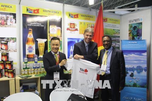 Le Vietnam a la foire commerciale internationale SAITEX-Afrique du Sud 2018 hinh anh 1
