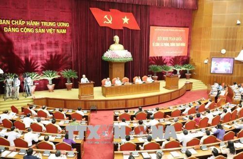 Ouverture de la conference nationale sur la prevention et la lutte contre la corruption hinh anh 1