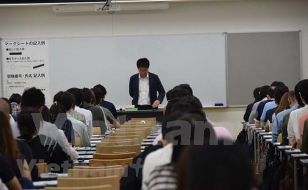 Le deuxieme test de vietnamien au Japon hinh anh 1
