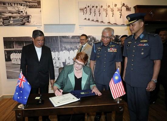 La Malaisie et l'Australie renforcent leur cooperation dans la lutte contre le terrorisme hinh anh 1