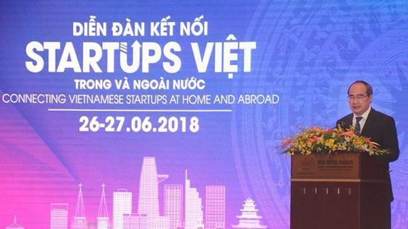 Un forum invite a relier les start-up au monde scientifique hinh anh 1