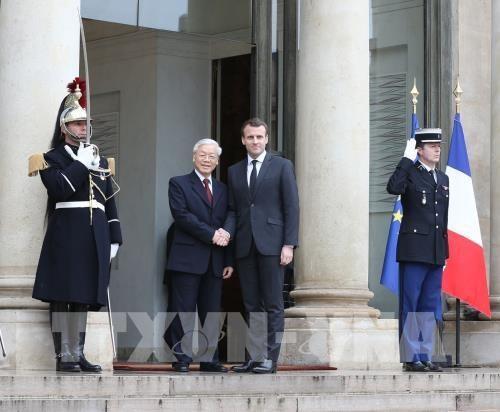 Vietnam et France renforcent leur cooperation decentralisee hinh anh 1