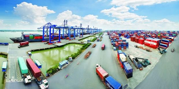 Le Vietnam realise un excedent commercial de plus d'un milliard de dollars avec 8 pays hinh anh 1