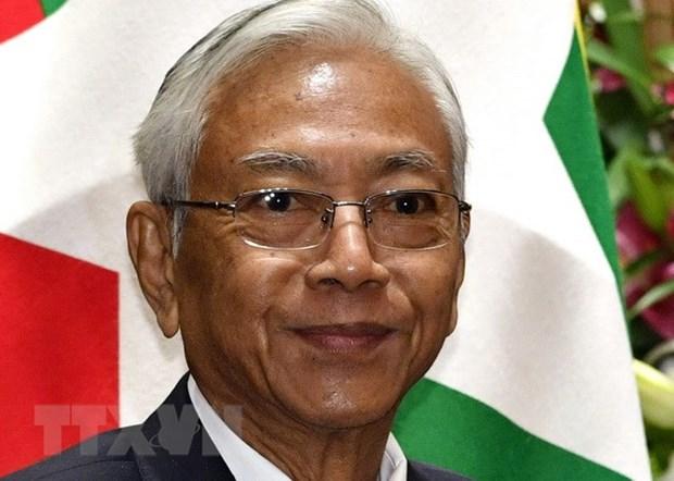 Myanmar : la 3e conference de paix de Panglong prevue en juillet hinh anh 1