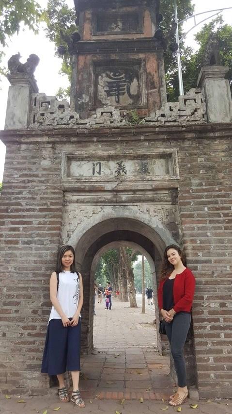 Les rues pietonnes de Hanoi, trait d'union entre le passe et le present hinh anh 3