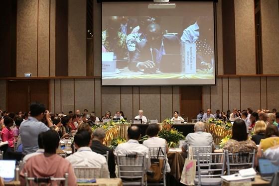 La 6e AG du GEF : le Vietnam preside de nombreux evenements importants hinh anh 1
