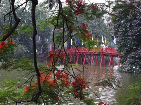 Les rues pietonnes de Hanoi, trait d'union entre le passe et le present hinh anh 2