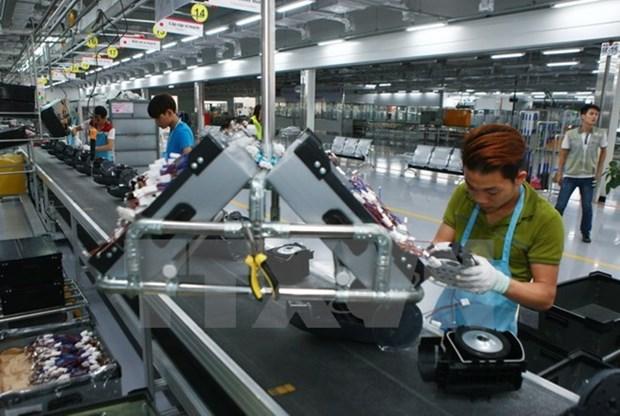 Hausse de 5,7% des IDE au Vietnam au premier semestre hinh anh 1