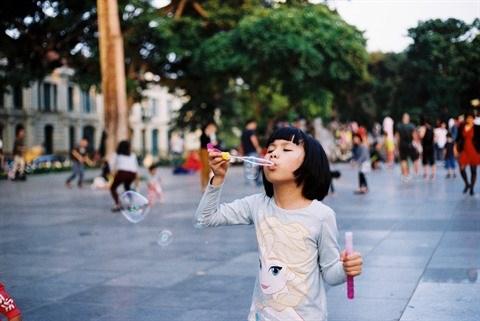 Les rues pietonnes de Hanoi, trait d'union entre le passe et le present hinh anh 1