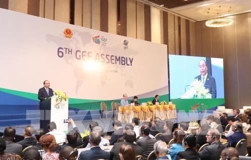 Le Vietnam est pret a participer a des projets mondiaux sur l'environnement hinh anh 1