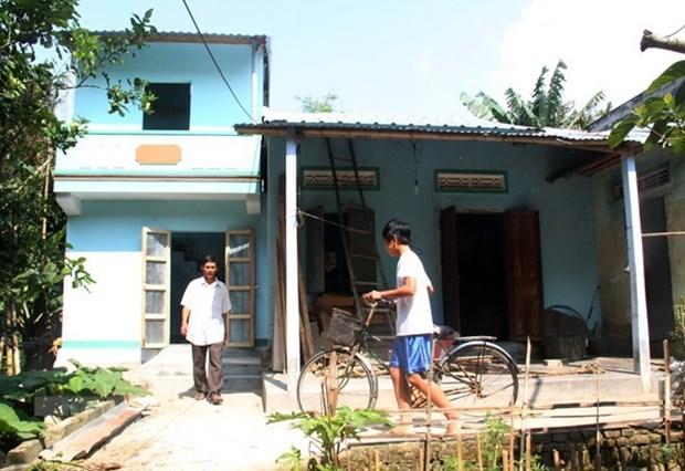 Maisons resistantes aux inondations construites pour plus de 780 familles pauvres a Thanh Hoa hinh anh 1