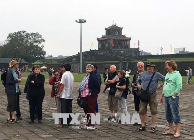 Les arrivees internationales au Vietnam atteignent plus de 7,89 millions hinh anh 1