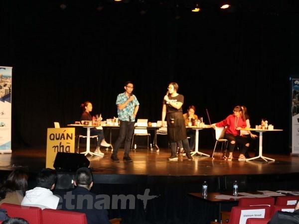 Activites des etudiants vietnamiens en Australie et en Republique de Coree hinh anh 1