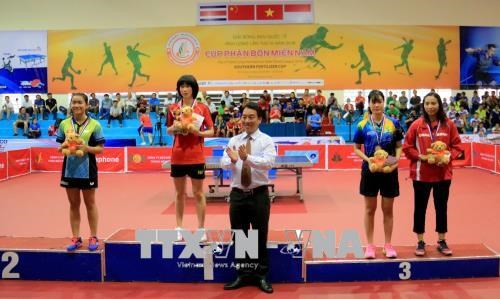 Tournoi international de tennis de table – Vinh Long 2018 hinh anh 1