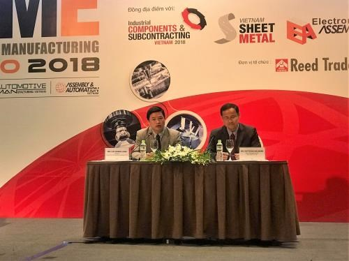 Bientot la Vietnam Manufacturing Expo 2018 a Hanoi hinh anh 1