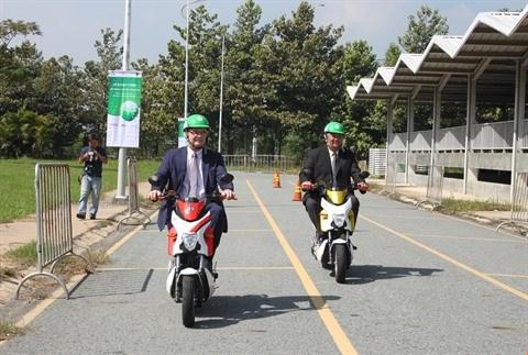 Ho Chi Minh-Ville et Binh Duong, les futures villes intelligentes hinh anh 2