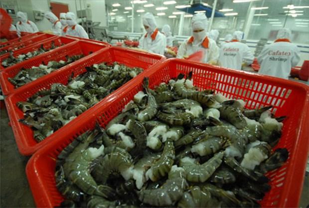 Le Royaume-Uni, marche prometteur pour les crevettes du Vietnam hinh anh 1