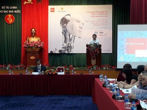 Les activites de comptabilite et d'audit du Vietnam a l'heure de la revolution 4.0 hinh anh 1