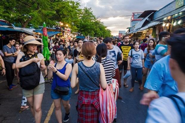 Ouverture d'un cours de vietnamien pour les Viet Kieu de Bangkok hinh anh 1