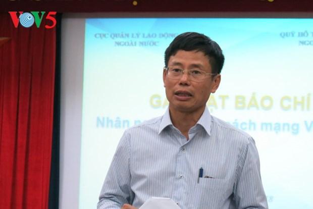 Plus de 60.800 travailleurs vietnamiens envoyes a l'etranger au 1er semestre hinh anh 1