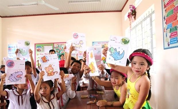 Soutien de Cargill Cares au developpement communautaire au Vietnam hinh anh 1