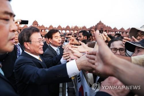La R. de Coree attache de l'importance a la cooperation avec l'Inde et l'ASEAN hinh anh 1